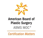 ABMS Board Certified Plastic Surgeon
