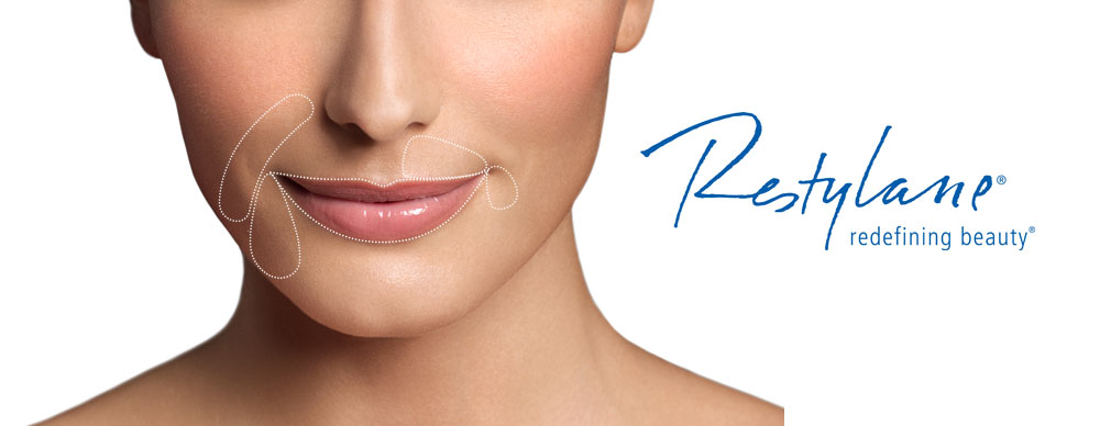 Restylane image and logo
