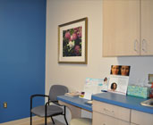 photo of interior at Pioneer Valley Plastic Surgery in Springfield, MA